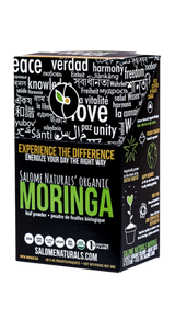 Premium Organic Moringa Stick Packs