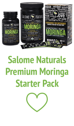 Salome Natural's Moringa Starter Pack