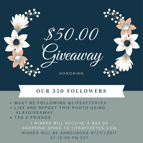 Instagram Giveaway Official Rules & Regulations (#laygiveaway)