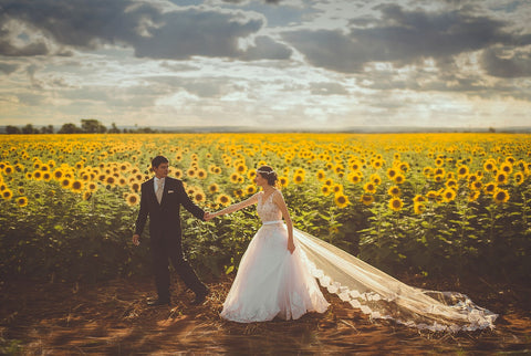 How to get picture perfect wedding photos