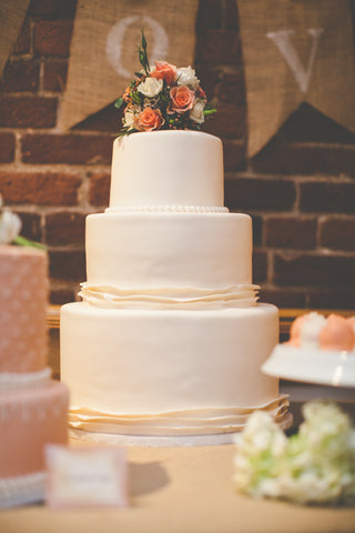 How to choose your dream wedding cake