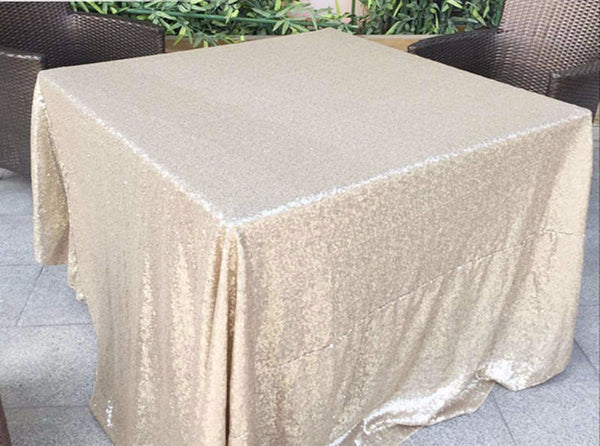 Round Sequins Tablecloth