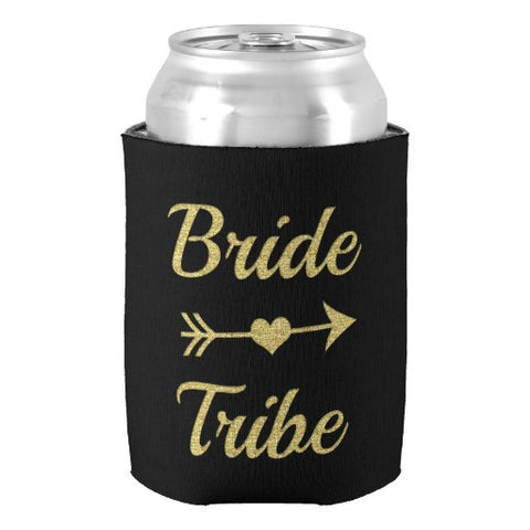 Bride Tribe Koozie - life after yes