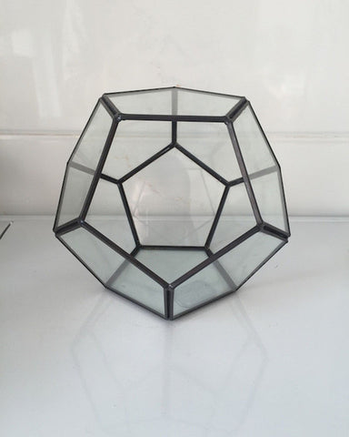 Geometric Candle Holder - life after yes