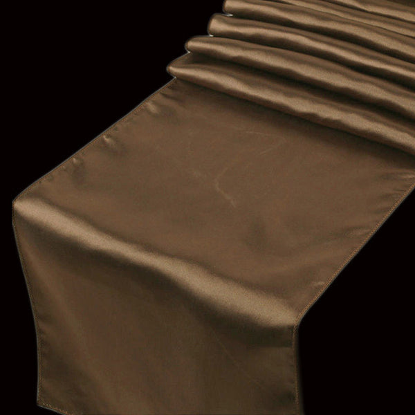 Satin Table Runner in 21 Colors