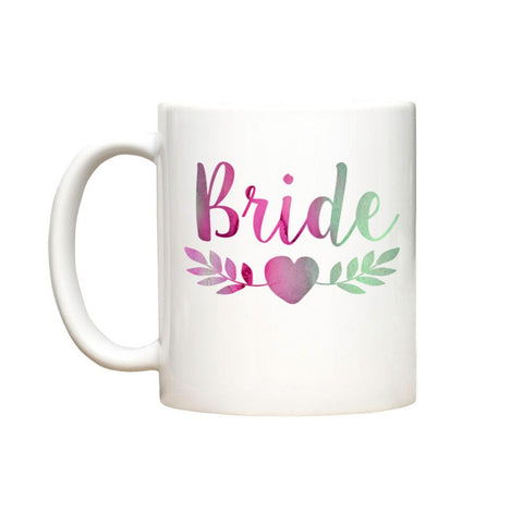 Bride Coffee Cup - life after yes