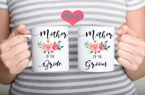 Coffee Cup for Mother of the Bride/Groom - life after yes