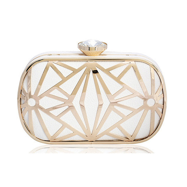 Ava Evening Clutch - life after yes