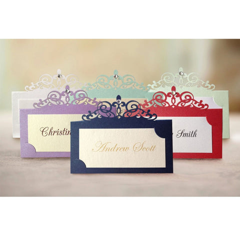 Personalized Place Card - life after yes