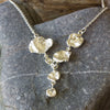 Cornish Seawater Cast Drop Necklace