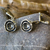 Cornish Seawter Cast Oxidised Cufflinks