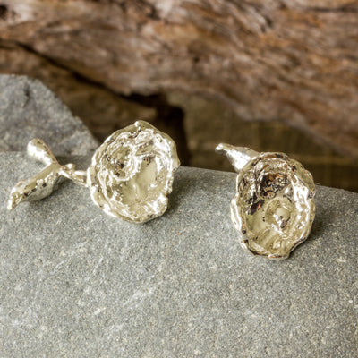 Cornish Seawater Cast Cufflinks