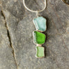 Rare Sea Glass Pendant