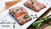 Salmon Marinade Recipe