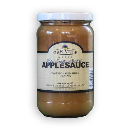 All Natural Applesauce