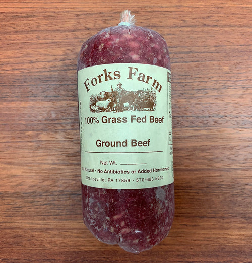 Ground Beef - Forks Farm