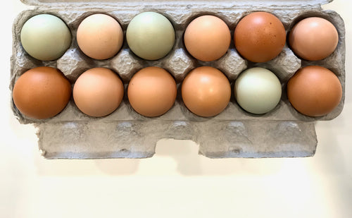 Pastured Eggs - Timlin Farm