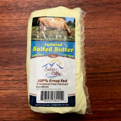 Cultured Butter- Salted