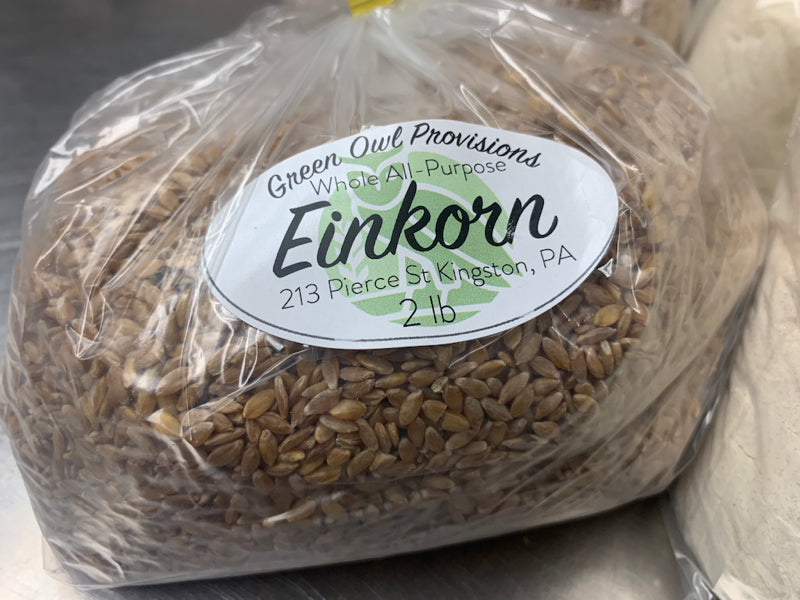 Whole Einkorn Berries  -2lb