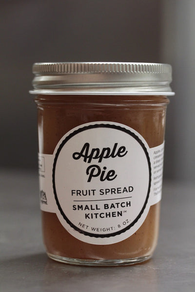 Apple Pie Fruit Spread