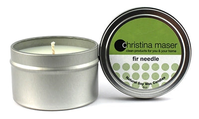 Fir Needle  Soy Wax Candle