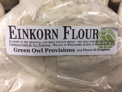 Whole Einkorn Bread Flour -2lb