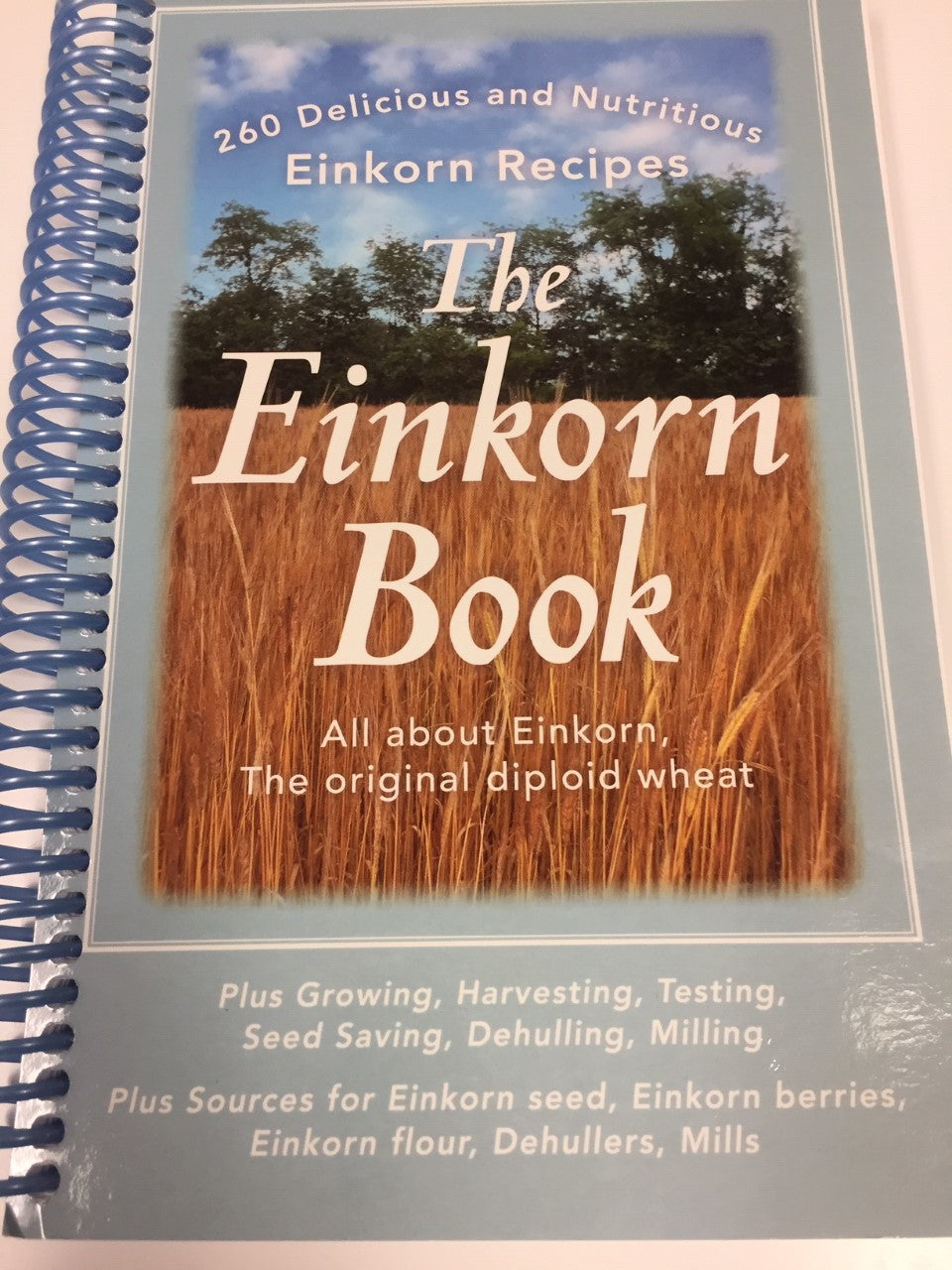 Einkorn Recipe Book
