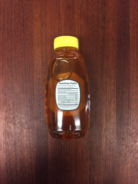 Raw Honey - Cherry Ridge Honey