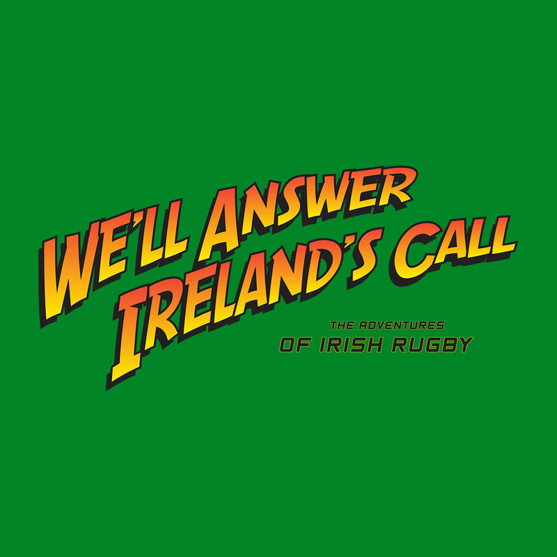 Indiana Jones Irelands Call Irish Rugby