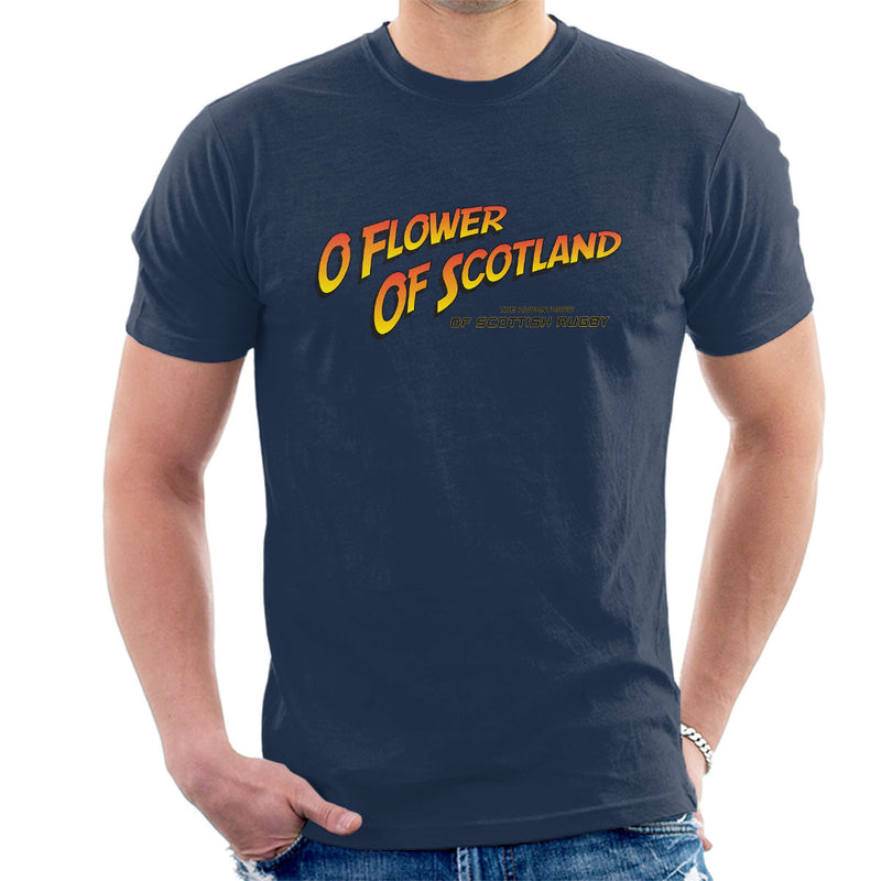 Indiana Jones O Flower Of Scotland Scottish Rugby - coto7