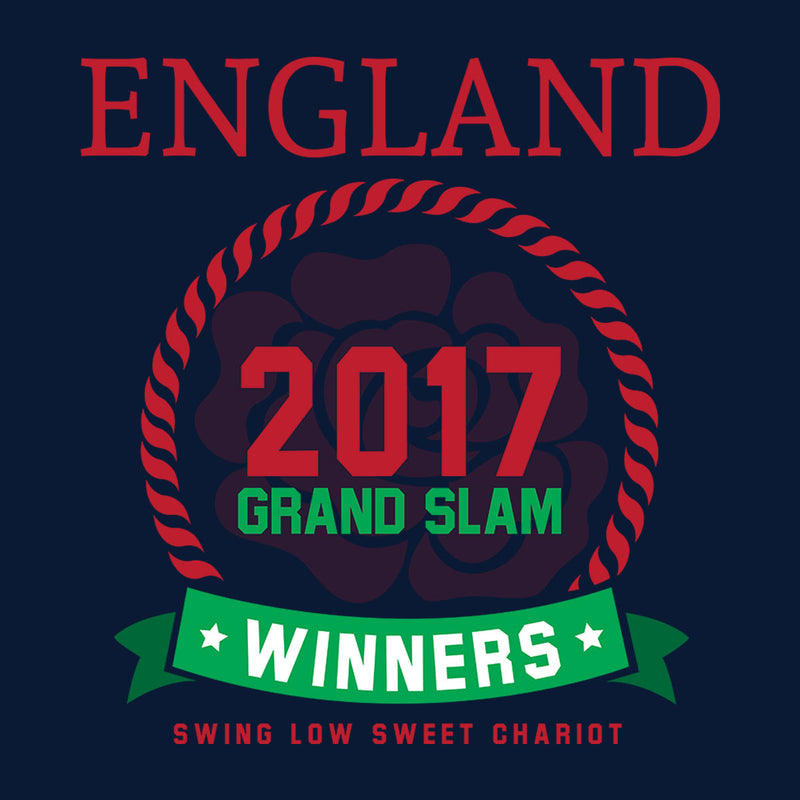 Rugby England 2017 Grand Slam Winners