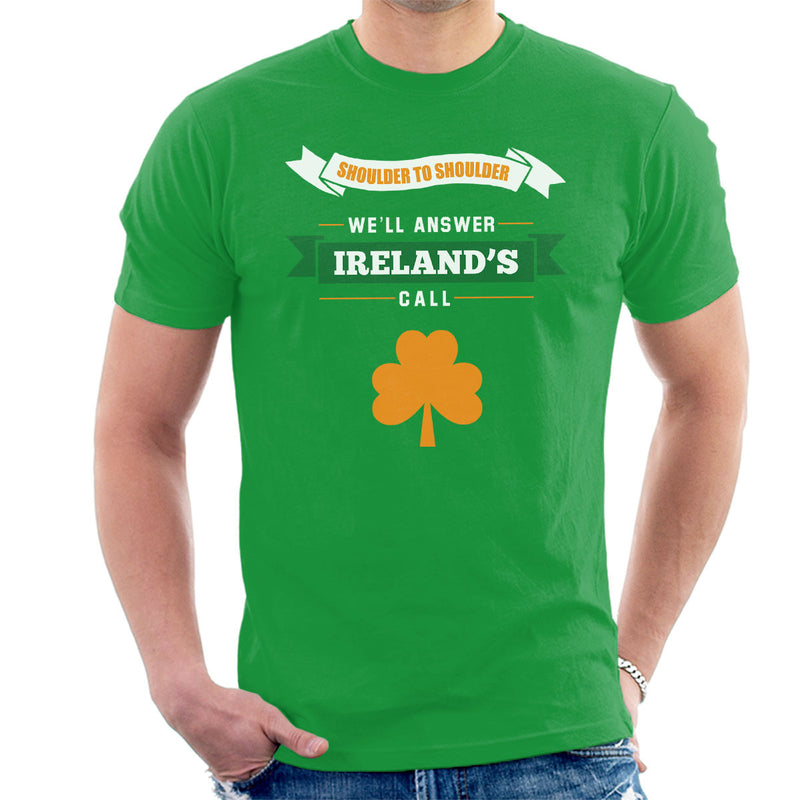 Rugby Irelands Call Orange Clover - coto7