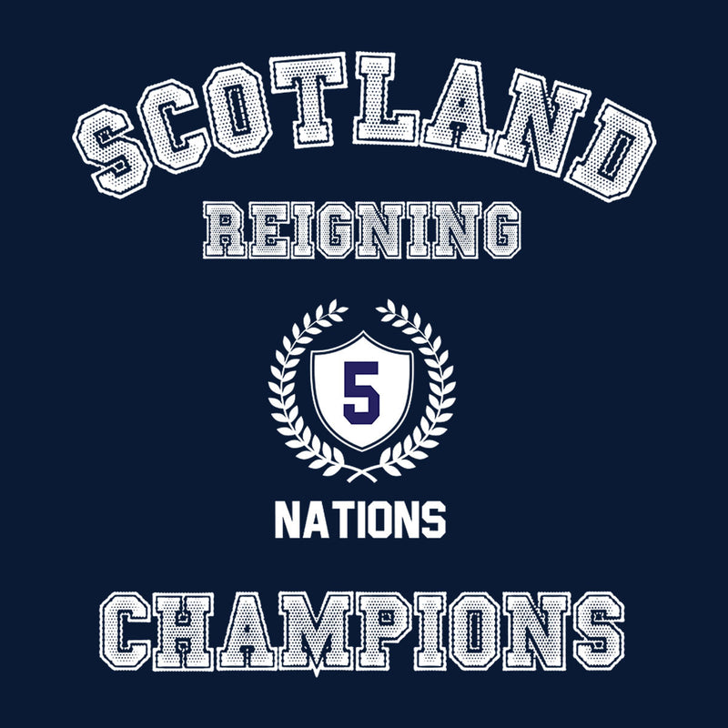 Rugby Scotland Reigning 5 Nations Champions