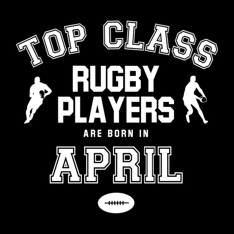 Top Class Rugby Players Are Born In April - coto7