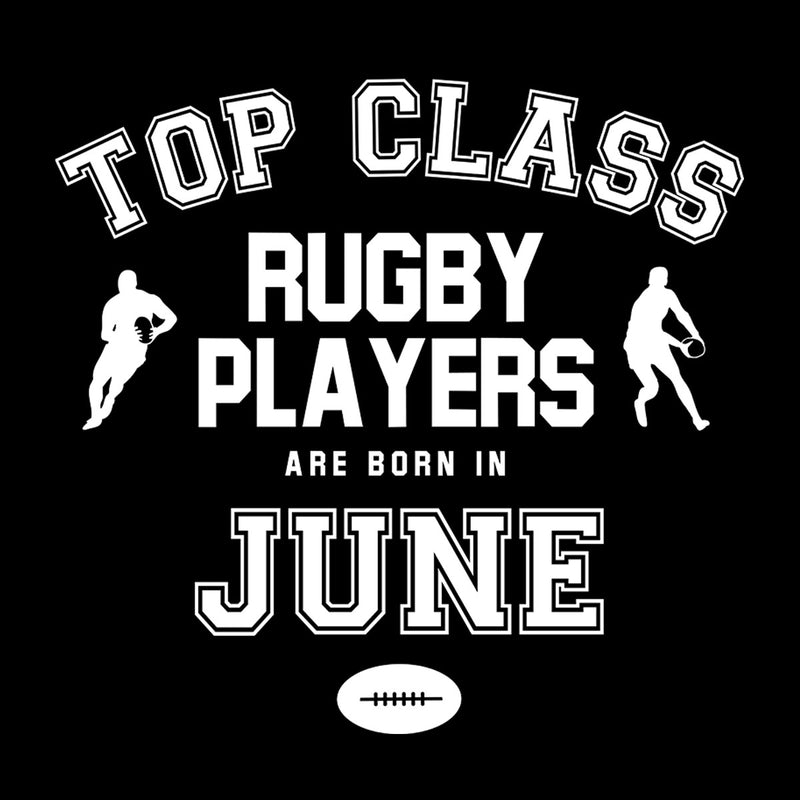 Top Class Rugby Players Are Born In June - coto7