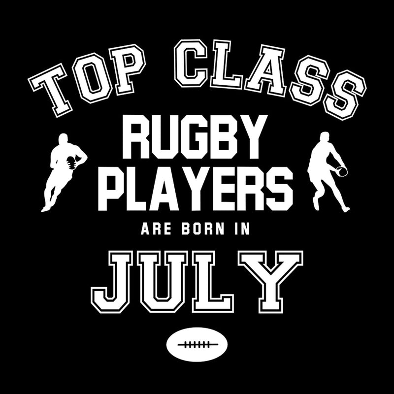 Top Class Rugby Players Are Born In July - coto7