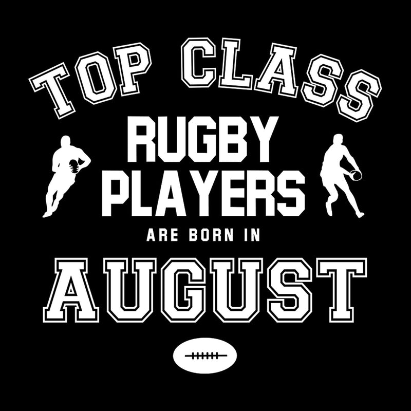 Top Class Rugby Players Are Born In August - coto7