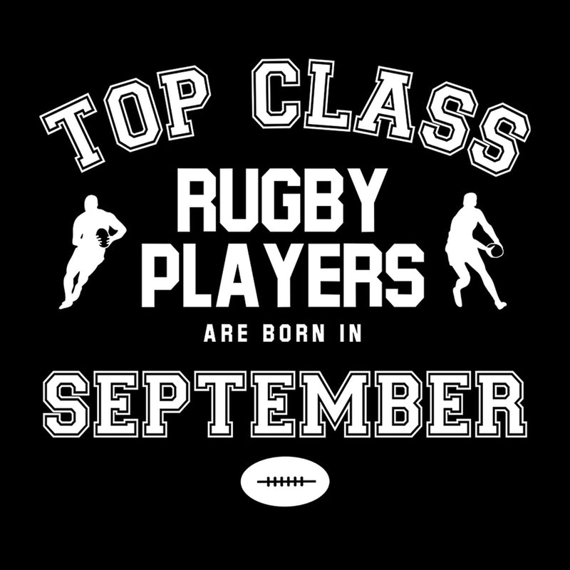 Top Class Rugby Players Are Born In September - coto7