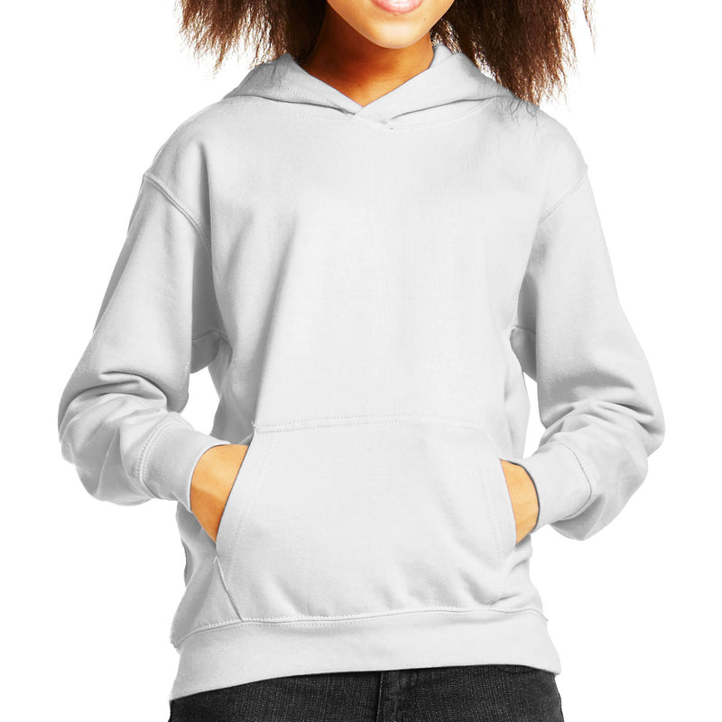 My Dad Has The Most Awesome Son In The World Kid's Hooded Sweatshirt - coto7