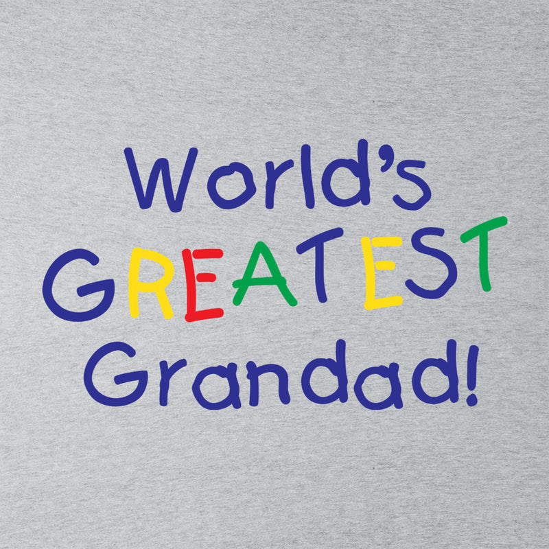 Kid Text Worlds Greatest Grandad - coto7