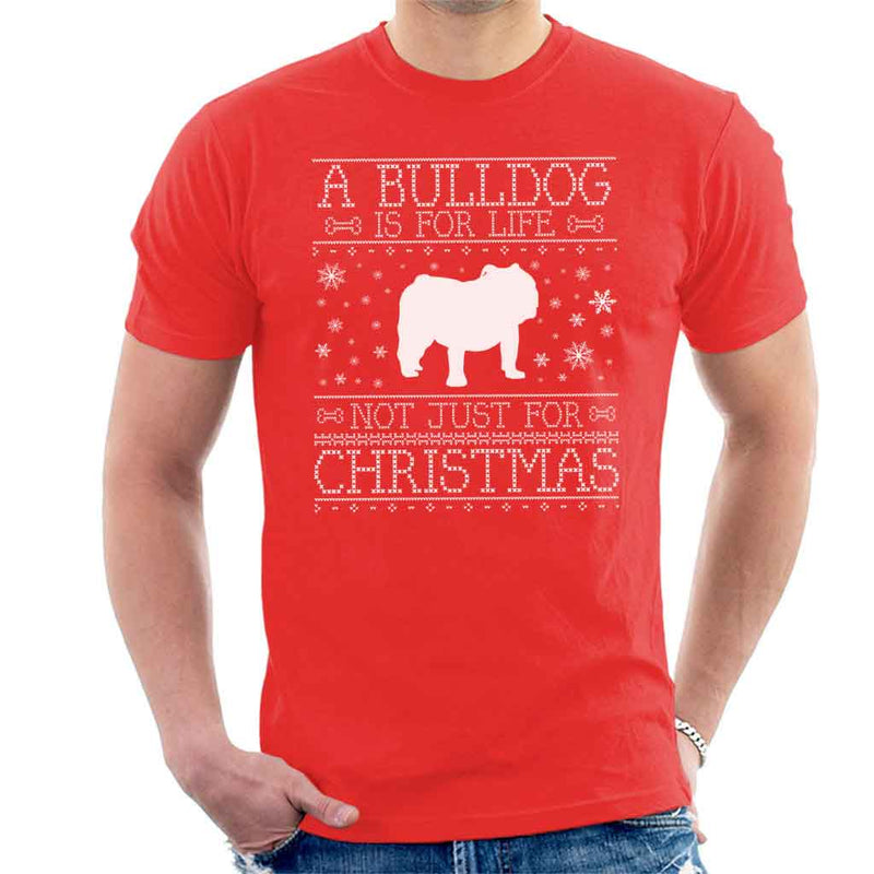 A Bulldog Is For Life Not Just For Christmas - coto7