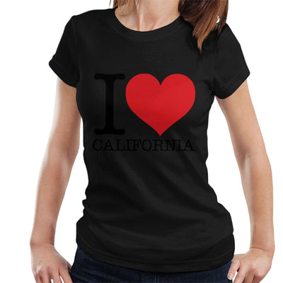 I Heart California Women's T-Shirt - coto7