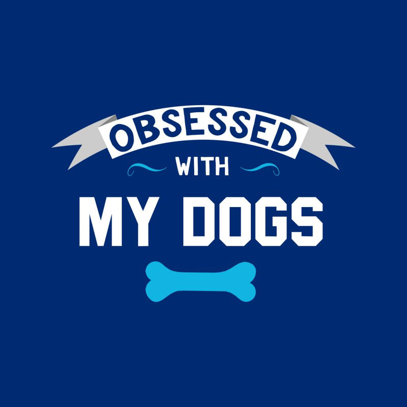 Obsessed With My Dogs Men's T-Shirt - coto7