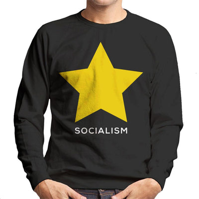 Socialism Philosophy Symbol Men's Sweatshirt - coto7