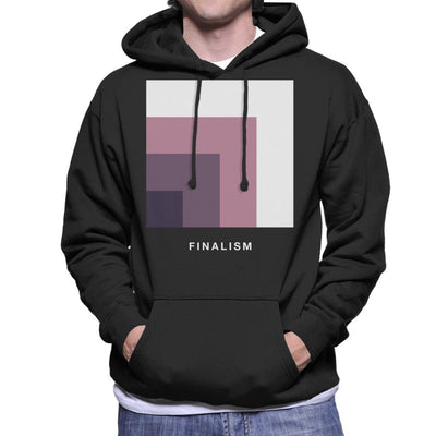 Finalism Philosophy Symbol Men's Hooded Sweatshirt - coto7