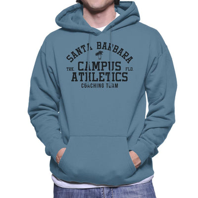 Santa Barbara Campus Athletics Men's Hooded Sweatshirt - coto7