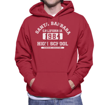 Santa Barbara High School Men's Hooded Sweatshirt - coto7