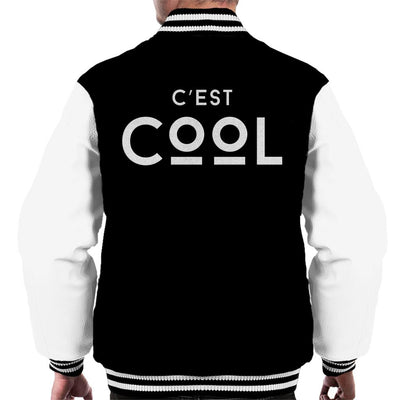 Cest Cool Men's Varsity Jacket - coto7