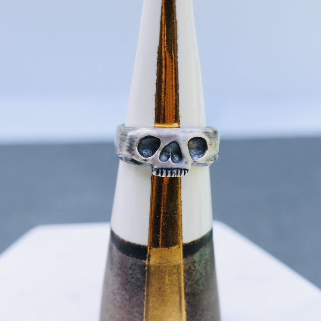 First Born Skull Ring - Peterson MADE