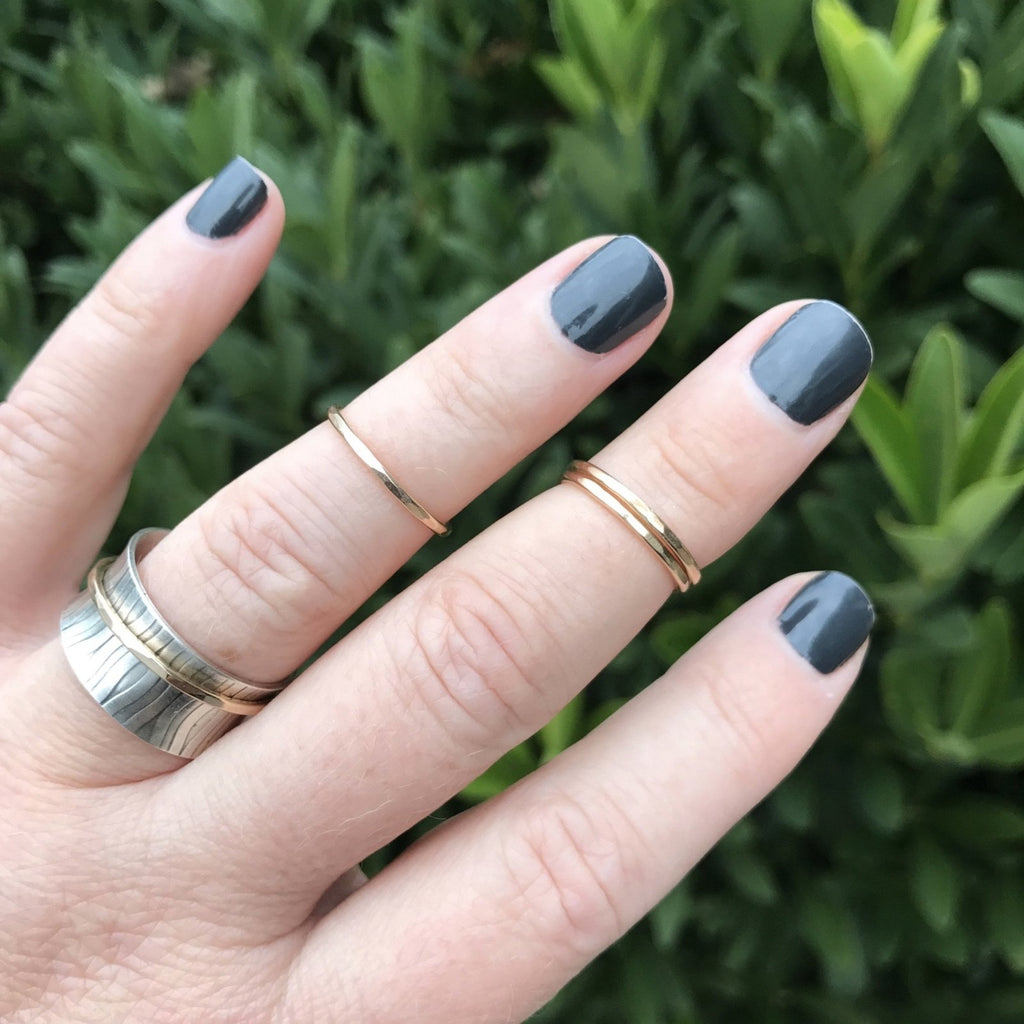 Midi-Rings Set of 3 - Peterson MADE